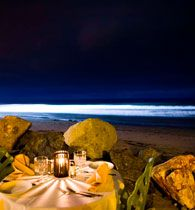 The Beach House, Cardiff by the Sea  Romantic.. Delish..