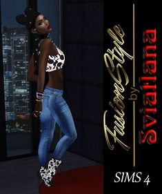 FusionStyle by Sviatlana   Sims 4  #sims 4