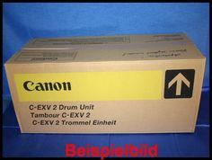 Canon C-EXV2 Drum Yellow 4233A003    Foto vom Tonershop www.baseline-toner.de  Zur Nutzung für private Auktionen z.B. bei Ebay. Gewerbliche Nutzung von Mitbewerbern nicht gestattet.  Toner kann auch uns unter www.wir-kaufen-toner.de angeboten werden.