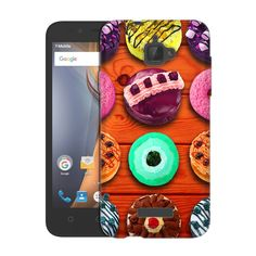Coolpad Catalyst Donuts on Wood Picnic Table Slim Case