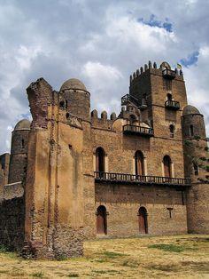Fasil Ghebbi - Gondar, Ethiopia