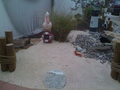 nautical landscaping ideas | Nautical Themed Landscaping http://landscapeandwatergardens.com/ponds ...