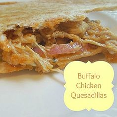 Earlier this week I made Buffalo Chicken in the Crock-pot. I had some ...