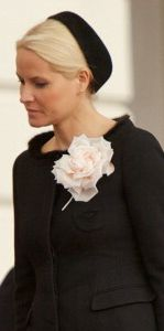 Princess Mette-Marit, April 5, 2011 | The Royal Hats Blog