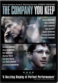 The Company You Keep DVD Review: Robert Redford Makes a Statement