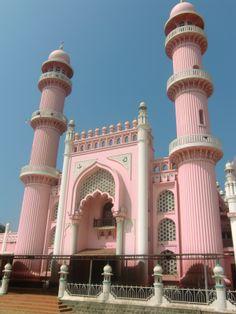 Mosque, Thiruvananthapuram, Kerala, India