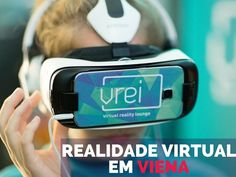 Vrei – Virtual Reality mitten im Siebten - Youtube, First World, Virtual Reality, Tips, Vienna, New Construction, Blogging, Youtube Movies