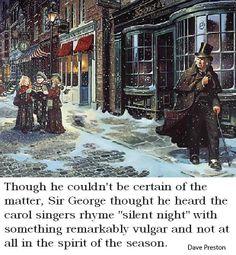 Cheeky carol singers #Christmas #humor #festivefun #Xmas #advent #carols #urchins