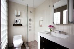 bathroom 4' x 5' | ... Pictures – Mid-Century Makeover: Two Bathrooms, One Eichler (Part 2