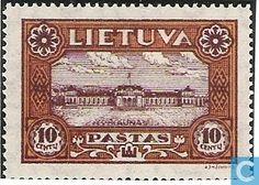 1932 Lithuania - Station of Kaunas