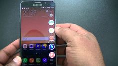 Edge Screen for Note 5 & Galaxy Note 5, Samsung Galaxy