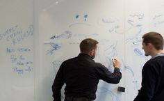 #glasswall #casca #glassboard http://www.cascaglass.co.uk/creative-wall