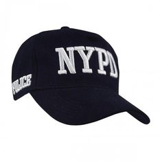 b5f042e7233 Officially Licensed NYPD Hat