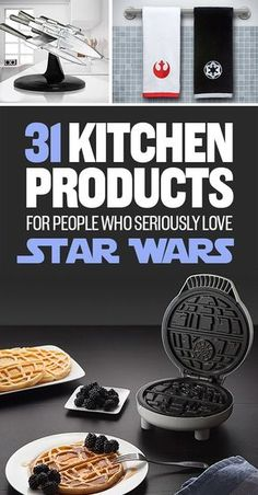 "31 Kitchen Products For People Who Seriously Love ""Star Wars"""