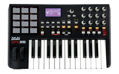 HAVE: Akai MPK25 - a great midi controller with a billion functions. I counted them. A billion.