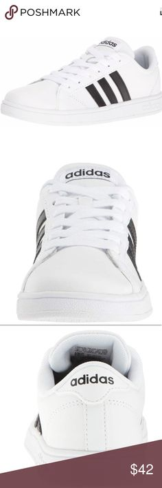 Clothing, Shoes & Accessories The Best Nib Adiddas Baseline K Size 1 A Complete Range Of Specifications Kids' Clothing, Shoes & Accs