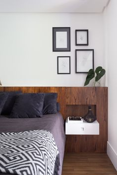 Apartamento Plaza - Porto Alegre - RS, Brasil - Projeto por Ambidestro Arquitetura