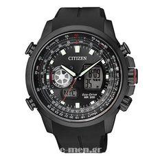 E-MEN Ρολόγια - Citizen Mens Promaster Sky Chrono Watch JZ1065-05E