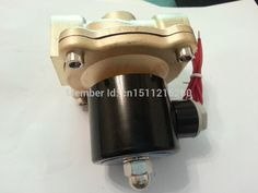 Free Shipping High Quality Brass Solenoid Valve Normally Closed Water Air Oil 2W250-25 NBR DC12V DC24V AC110V or AC220V #Affiliate