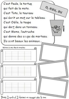 Printing Ideas Useful Printing Videos Texture Read In French, Study French, Core French, Learn French, Education And Literacy, French Education, Literacy Activities, French Teacher, Teaching French
