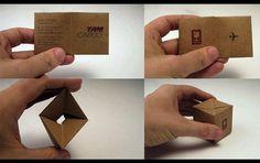 20 Ingeniously Designed Business Cards