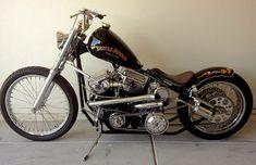 Sportster custom bobber