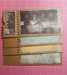 Studio Light: Mini ticket album