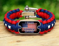 Regular Survival Bracelet™ - I Stand