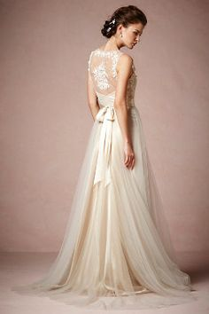 Onyx Gown #vintage style #wedding dresses www.finditforweddings.com