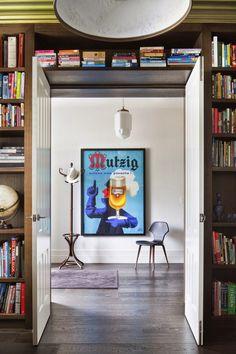 Beautiful interior apartment design in Australia