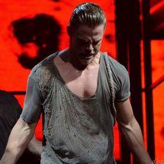 Stage Show, Derek Hough, My True Love, Dancing With The Stars, A Decade, Battle, Dancer, War, Artist
