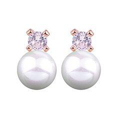 Bridal Earrings, Clip On Earrings, Silver Earrings, Pearl Earrings, Wedding Clip, Gold Wedding, Ear Piercings, Swarovski Crystals, Shells