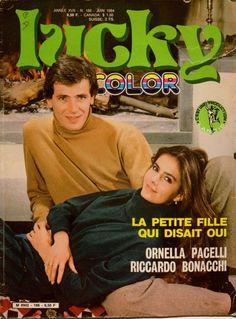 Photoromans Lancio I Love Reading, Romans, My Childhood, Magazine, My Love, Celebrities, Books, Movie Posters, Photos