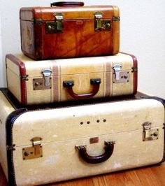 suitcases... by GwendolynDiva