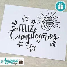 Hay muchas maneras de desear un Feliz Cumpleaños... en @amorosoregalos puedes hacerlo también con lettering!! . . . #amoroso #regalos #amorosoregalos #cumpleaños #felizcumple #felizcumpleaños #happybirthday #birthday #lettering #letteringamoroso #letrasbonitas #letteringcolombia #handlettering #handwriting #handmade #inspiration #like4like #follow #art #instalike #sabaneta #itagui #envigado #medellin #bello #caldas #colombia Happy Birthday Cards, Diy Birthday, Birthday Gifts, Cumpleaños Diy, Birthday Letters, Bullet Journal Ideas Pages, Diy Cards, Boyfriend Gifts, Diy And Crafts