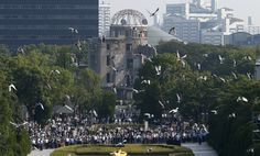 hiroshima after those years    this pic makes me cry with hapiness