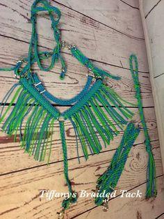 PONY Nylon Bride-Turquoise