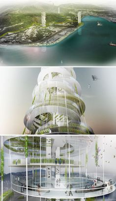 Dyv-net, Dynamic Vertical Networks JAPA Architects