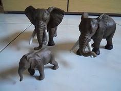 Elefante africano (Schleich)