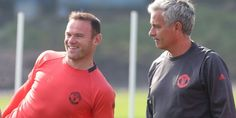 "Jose Mourinho :  ""No problem"" with Wayne Rooney position as a captain"