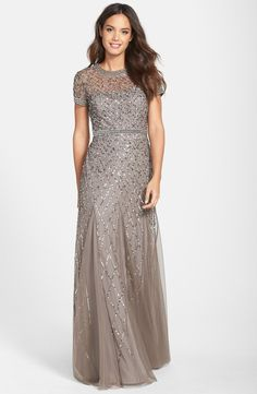 551f02608 Silver or Gray Mother of the Bride Dresses. Dresses for the mother-of-