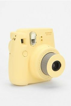 I picked up one of these today!! So in love! Fujifilm Instax Mini 8 Instant Camera