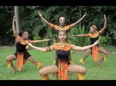 Afro House Dance & African Caribbean Folk - Dance Choreography by Prisci...