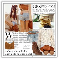 Bohemian Romwe Contest, created by flo-fashion on Polyvore  Always will be a boho chic deep down