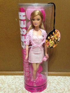 Barbie Doll Fashion Fever Summer Strawberry Blonde Hair Drew Face Rare  #Mattel