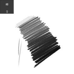 photoshop brushes pencil