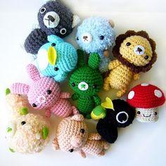 Amigurumi on Pinterest | Amigurumi Patterns, Free Crochet and The