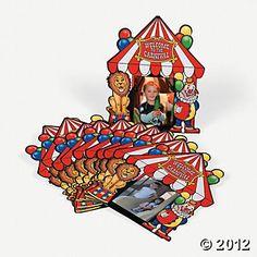 Big Top Photo Cards
