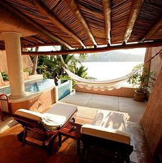 Five Star Luxury Resort in Mexico: La Casa Que Canta Best Resorts, Best Hotels, Places To Travel, Places To Go, Paradise Places, Need A Vacation, Vacation Spots, Mexico Resorts, Indoor Swimming Pools