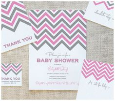 Free Printables: 24 Darling Baby Shower Invites + More! | Disney Baby
